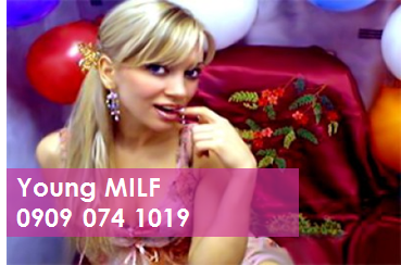 Young MILF 09090741019 MILF Phone Sex Chat Line